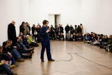 Reto Pulver, Die Sieben Mnemotechnischen Bilder für eine Performance namens Audience, 2012
