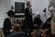 At Home, Erica Scourti, Performance as Publishing